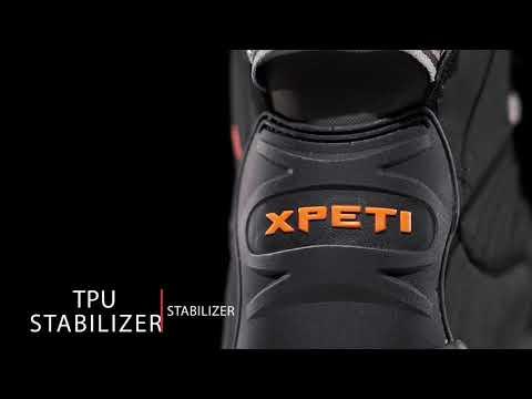 XPETI waterproof hiking boots