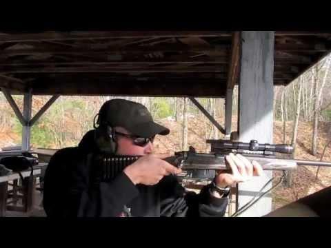 Ruger Gunsite Scout Rifle Update