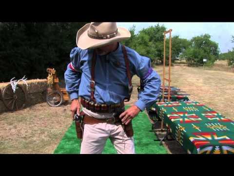 Cowboy Action Crossdraw - Cowboy Action Shooting