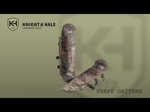 Snake Gaiters | Knight & Hale | Product Video