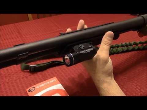 STREAMLIGHT TLR-1 for Remington 870