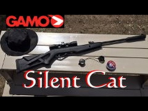 Gamo Silent Cat .177 cal. Air Rifle with 4x32mm Scope
