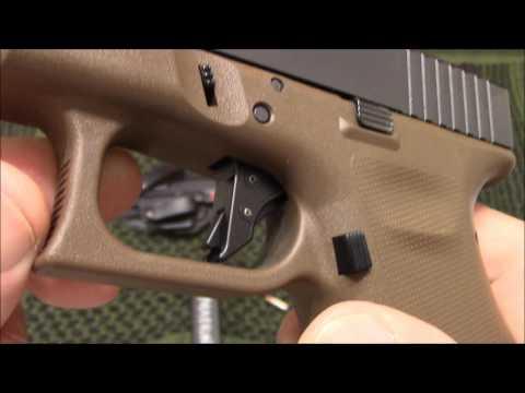 Overwatch Precision TAC Glock Trigger