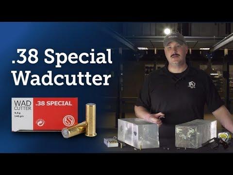 Clear Impact Gun: 38 Special Wadcutter