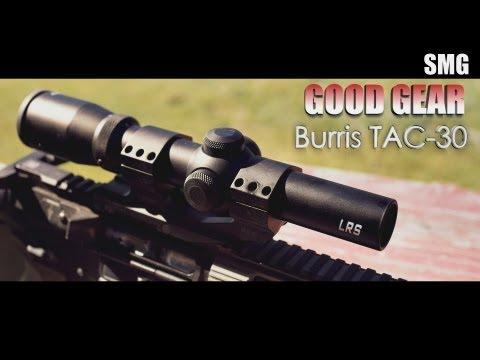 AR15 Burris Fullfield TAC-30 1-4x scope