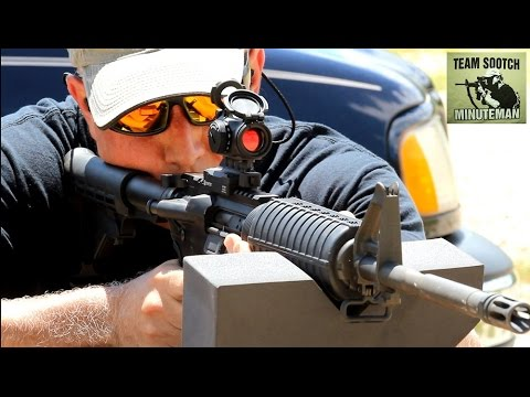 Aimpoint T2 Micro: The Best Red Dot Sight