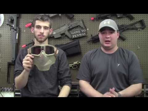 Airsoft Safety