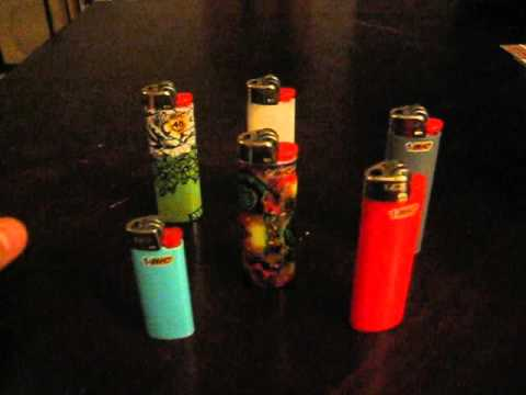 Bic Disposable Lighter Review