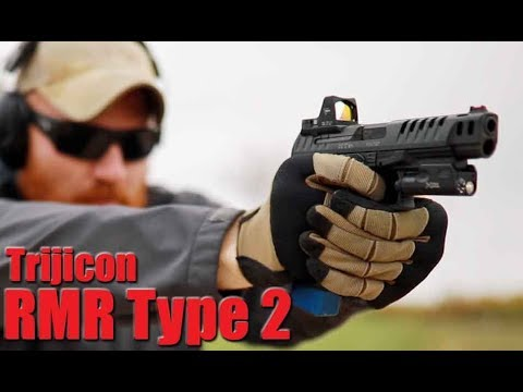 Trijicon RMR Type 2 Review: The Best Micro Red Dot?