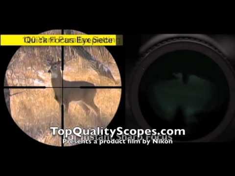 Nikon Prostaff Rifle Scope 2-7X32