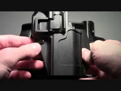 Blackhawk Serpa CQC holster for concealed carry