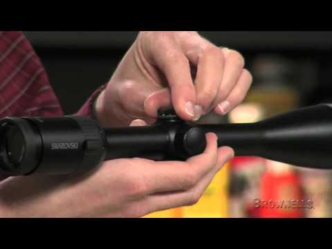 Brownells - Z5 3.5-18x44 Riflescopes
