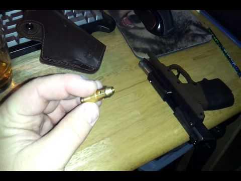 Review of Laserlyte (Laser Lyte) 9mm Training Cartridge - Dryfire exercises - Sure Strike