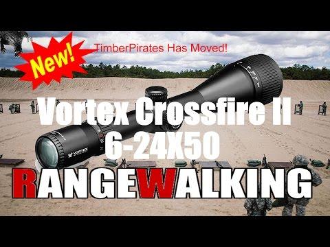 Vortex Crossfire II 6-24X50