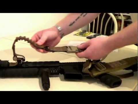 Troy Industries 2 point battle sling review