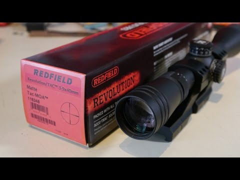 Redfield Scope Comparison, Review - Past and Present