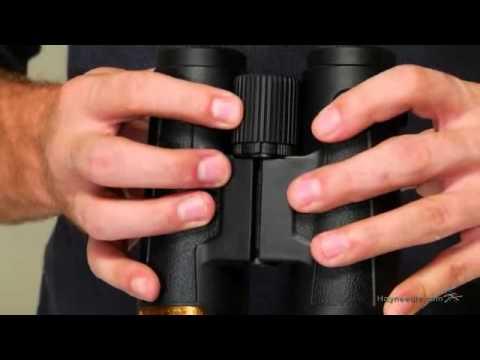 Leupold 8x42mm BX-2 Acadia Binoculars - Product Review Video