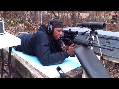 RangeTalk #3 - Testing NcStar Mark III Quick Detach with Fiocchi Ammo