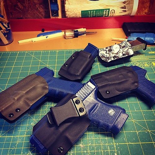 The 5 Best Iwb Holsters For Glock 19 Gen 4 Or Earlier Handguns