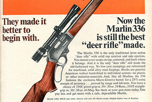 best scope for marlin 336 review