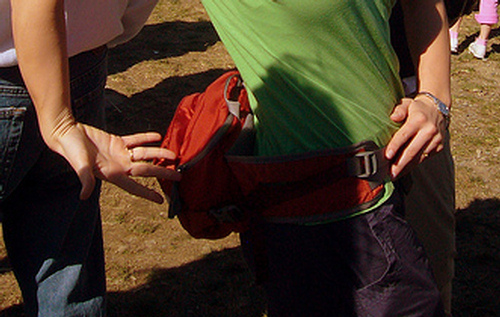 best fanny pack holster, concealed carry fanny pack holsters