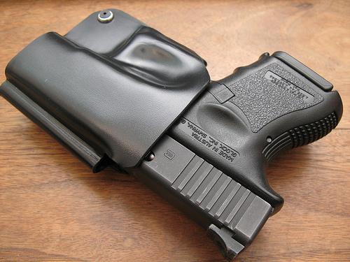 best iwb holster for glock 26, best glock 26 holster, best glock 26 concealed carry holster