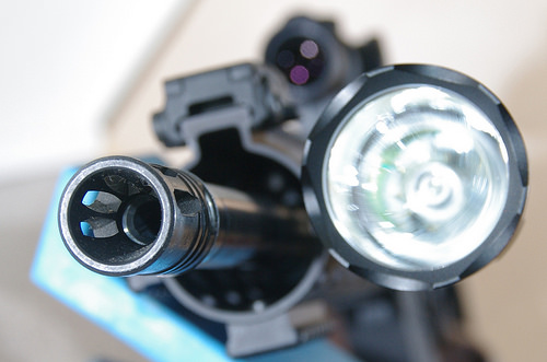 best tactical flashlight for ar15, best light for ar 15
