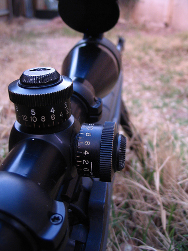 The 5 Best Scopes for  338 Win Mag Rifles -- Reviews 2019