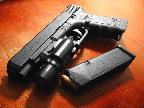 best glock light, best tactical light for glock