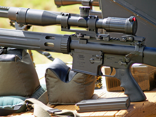 The 4 Best Scopes For Ar 10 Best Ar10 Optic Reviews