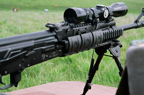 The 5 Best Scout Scopes for the Money -- Rifle Optic Reviews