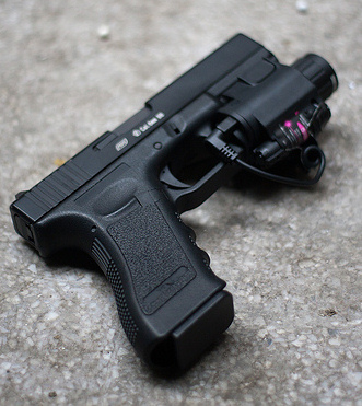 best laser for glock 19, best glock laser