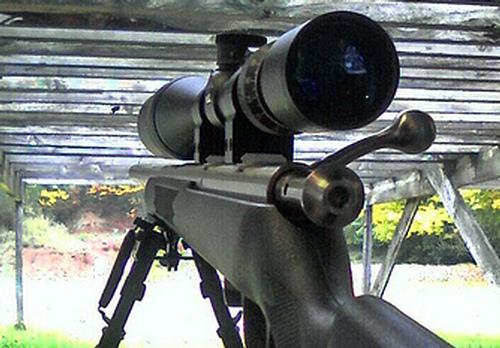 best scope for 17 hmr savage