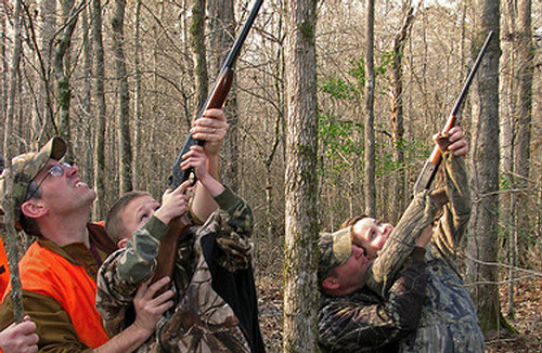 best air rifle for squirrel hunting