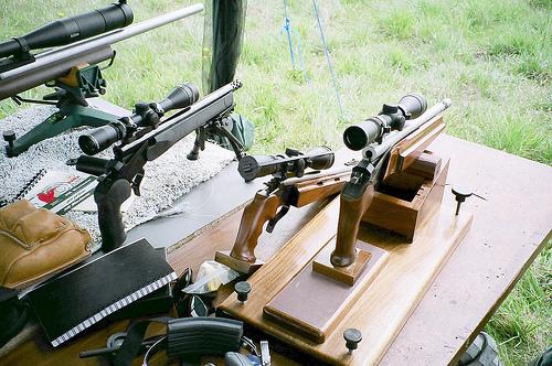 long eye relief rifle scope, extended eye relief scope, best long eye relief scope