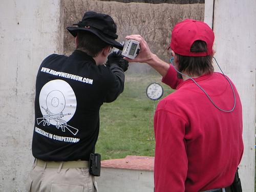 best shot timer, idpa shot timer
