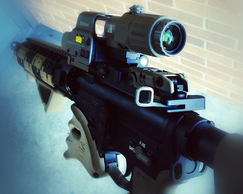 red dot magnifier combo, red dot sight magnifier combo
