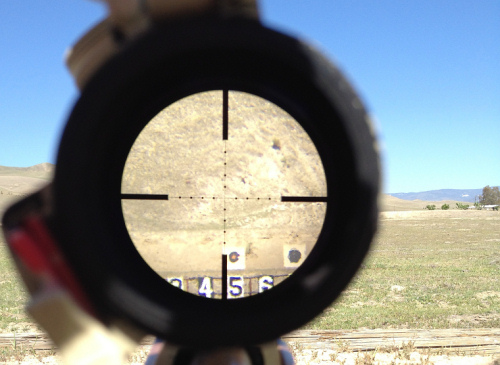 best 45-70 scope