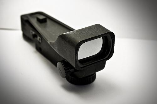 1911 reflex sight, 1911 red dot, 1911 red dot sight