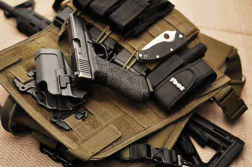 The 4 Best Glock 20 Holsters – Hunting, Chest, Shoulder