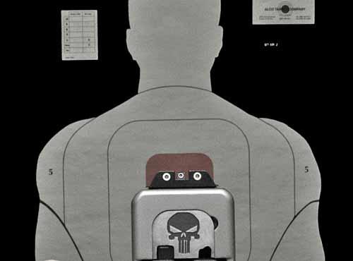 straight 8 sights vs 3 dot, three dot vs straight 8 sights